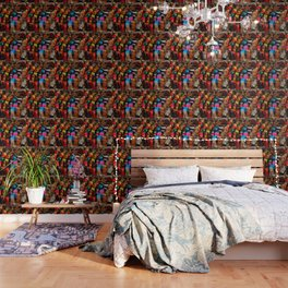 Colors of the Caribbean Wallpaper
