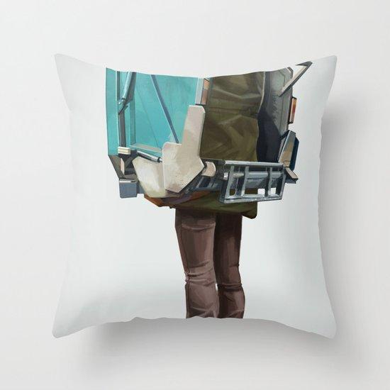 New Fashion Throw Pillow