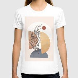 Minimal Abstract Shapes No.50 T-shirt