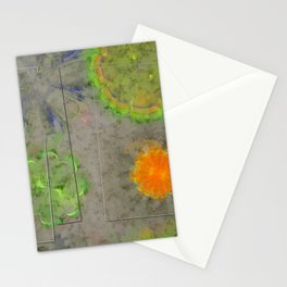 Beblooded Form Flowers  ID:16165-153024-61171 Stationery Cards