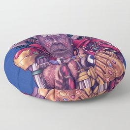 Wild Thanos Floor Pillow