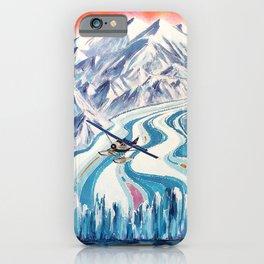 Regal Air Alaska iPhone Case