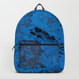 Big Blue Bunny Backpack