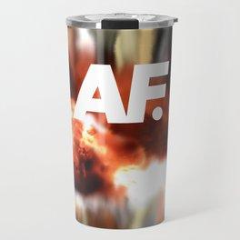 ASFUCK Travel Mug
