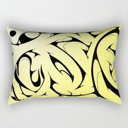 Morph Rectangular Pillow
