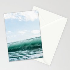 The Ocean Calms My Restless Soul Stationery Cards
