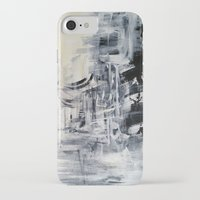 singapore iPhone & iPod Cases featuring Singapore II by Kasia Pawlak