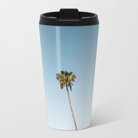 California Dreams Metal Travel Mug