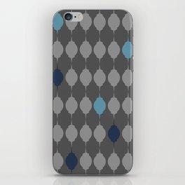 Blue Lanterns iPhone Skin