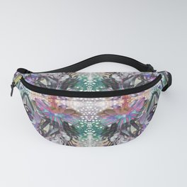 Psychedelic Positive Notes Fanny Pack
