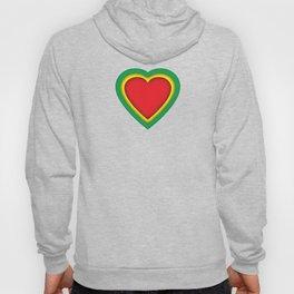 One love, one heart Hoody