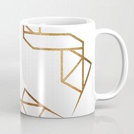 industrial golden glitters Coffee Mug