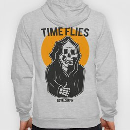 Time Flies Hoody