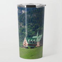 Prince of Wales Hotel in Waterton Lake Park Travel Mug