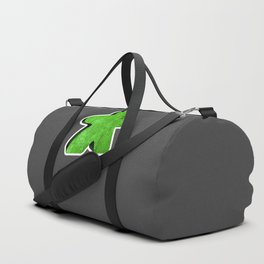 Giant Green Meeple Duffle Bag