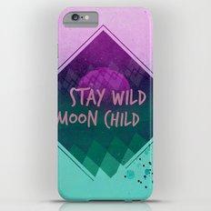 Stay wild moon child (Summer) iPhone 6s Plus Slim Case
