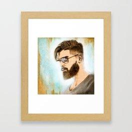 Take Your Kingdom Framed Art Print