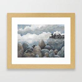 otaria Framed Art Print