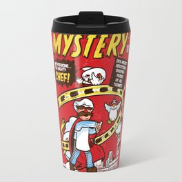 Chef of Mystery Travel Mug