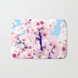 Almond Blossom IV Bath Mat
