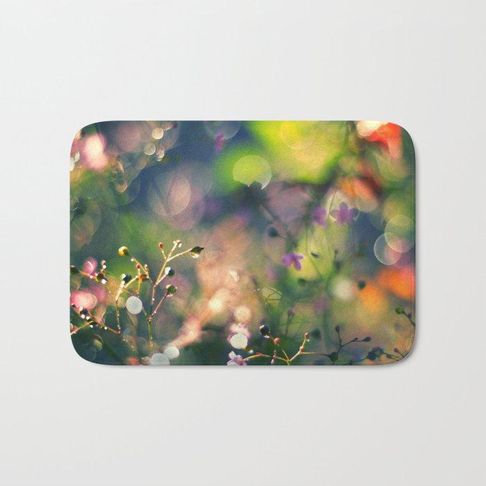 The Rainbow Forest I Bath Mat