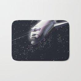 Space Shuttle Bath Mat
