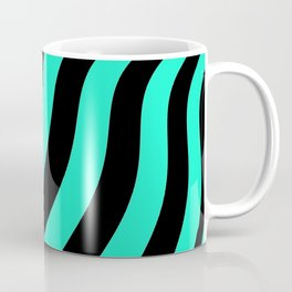 sudden change. minty Coffee Mug