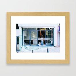 Kadikoy - Istanbul, Turkey - #1 Framed Art Print