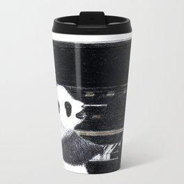 Piano Panda Travel Mug