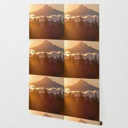 Mountain Morning Sunshine - 14/365 Wallpaper
