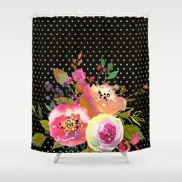 Flowers bouquet #33 Shower Curtain
