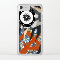 reach for the eye Clear iPhone Case