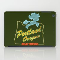 mlp iPad Cases featuring MLP PDX by Kimball Gray