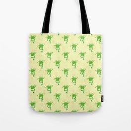 Sweet Baby Frog Tote Bag