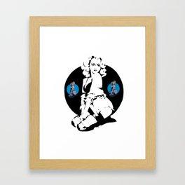 BDG2 Framed Art Print