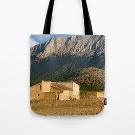 Parque Natural De Sierra Maria-Los Velez Tote Bag