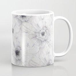 White on White on White Coffee Mug