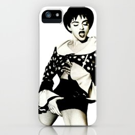 Madonna Immaculate iPhone Case