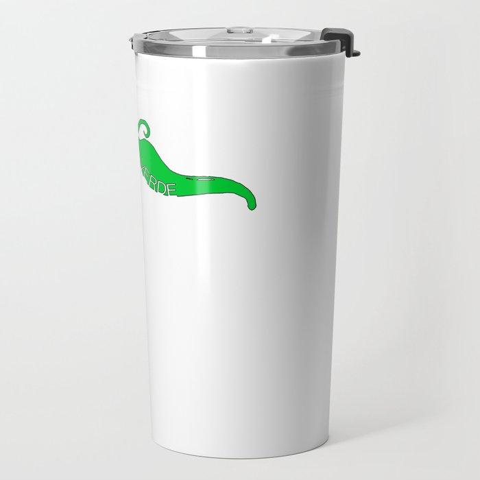 Chili Stache Travel Mug