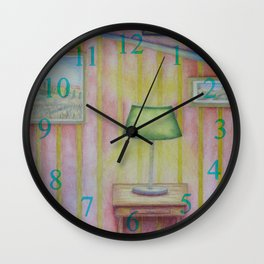 The Study Wall Clock