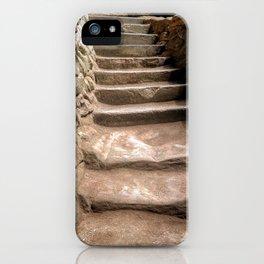 The walk iPhone Case