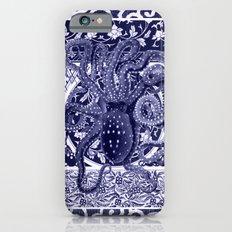 Aoi Tako (Blue Octopus) iPhone 6s Slim Case