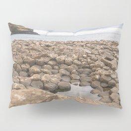 Giants Causeway in Ireland Pillow Sham