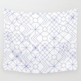 Portuguese Tiles Wall Tapestry