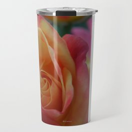 Rose Shade Pastels Travel Mug