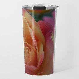 Rose Shade Pastels Travel Mug