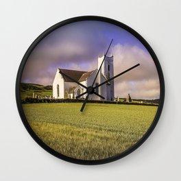 Ballintoy Church Wall Clock