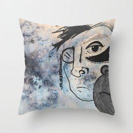 Czar Dust Throw Pillow