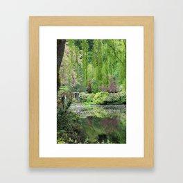 Nature's Tapestry Framed Art Print