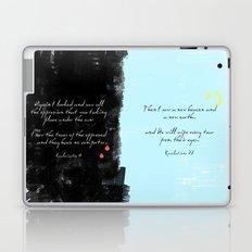 Tears Laptop & iPad Skin